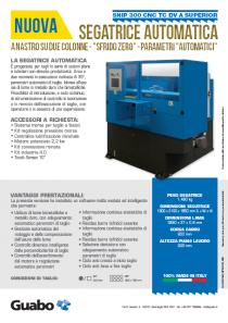 SNIP 300 CNC TC DV A SUPERIOR